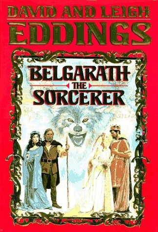 Belgarath the Sorcerer by David Eddings (1995-08-01)