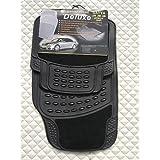 Nissan Terrano 2/Patrol Car Mats–Goma de PVC. 4piezas–2210–Negro