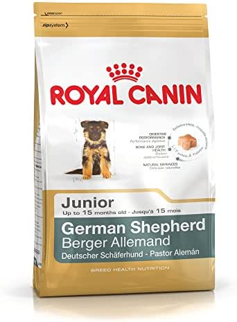 Royal Canin : Croquettes Chiot Bhn Berger Allemand : 12 Kg