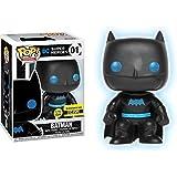 DC Comics Justice League Batman Silhouette Exclusive Figur