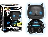 Justice League Batman Silhouette GITD Pop! Figure - EE Excl.