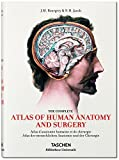 Bourgery - Atlas of Anatomy and Surgery, 2 Vol. by Jean-Marie Le Minor (2012-05-27) - Taschen; Bilingual edition (2015-06-30) - 27/05/2012