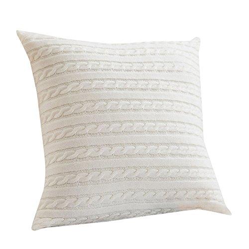 2019 nuovo federa per il tiro a maglia fashion well crafted throw pillow cases cafe divano cuscino decorazioni per la casa 45x45cm/ 18 x 18 pollici by wudube