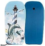 WAIMEA CLASSIC SHAPE BODYBOARD Wellenreiten Body Board EPS Kern Wassersport