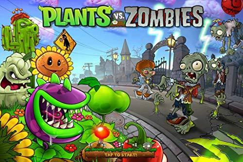 Puzzle House- Plantas vs. Zombies