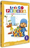 Lets Go Pocoyo - Vol. 1 [DVD]