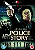 New Police Story (2 Disc Ultimate Edition) [DVD] by Jackie Chan