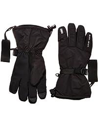 Black Canyon Touchscreen Skihandschuhe Smartphone - Guantes de esquí para hombre, color negro, talla 2XL