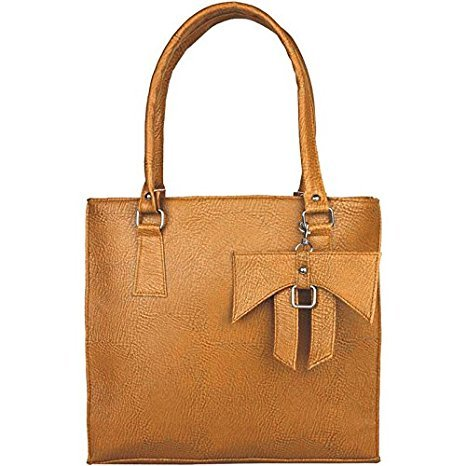 Saloni Women\'s Handbag Tan