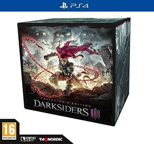 Darksiders III Collectors Edition (PS4) - 100w Spa