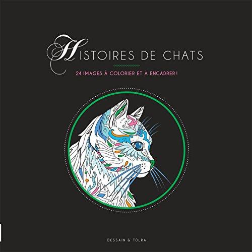 Coloriage histoires de chats