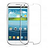 [2 Stück] CÄSAR-GLAS Panzerglas Schutzglas für Samsung Galaxy S3 Mini, Anti-Kratzen, Anti-Öl, Anti-Bläschen, 9H Echt Glas Panzerfolie Schutzfolie