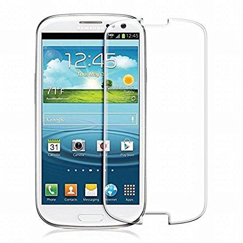 Cäsar-Glas [2 Stück] Panzerglas Schutzglas für Samsung Galaxy S3 Mini, Anti-Kratzen, Anti-Öl, Anti-Bläschen, 9H Echt Glas Panzerfolie Schutzfolie