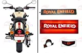 #3: Andride Royal Enfield DRL Waterproof And Flexible LED Tail Light logo For Royal Enfield Bullet (1PC)
