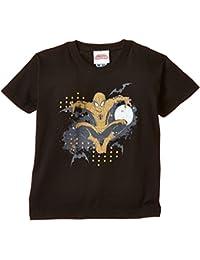 Marvel Boy's Ultimate Spider Man Halloween Jump Short Sleeve T-Shirt