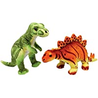 Small Foot Company 5645 - Plüschtier - Dino - Ronny und Conny