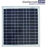 Panneau solaire polycristallin 20W 12V