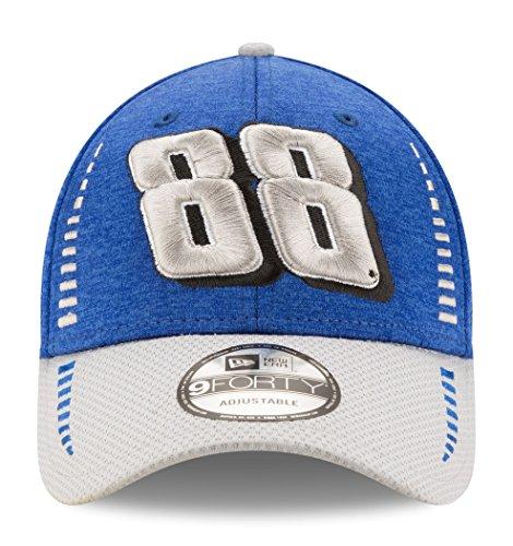 Dale Jr Guard (Dale Earnhardt Jr National Guard New Era 9Forty Speed Performance Adjustable Hat Hut)