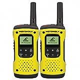 Motorola TLKR T92 H2O PMR radio (IP67, weerbestendig, bereik tot 10 km), 2 stuks
