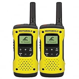 Motorola TLKR T92H2O PMR Émetteur-Récepteur sans Fil (IP67, Résistant aux Intempéries, Portée Jusqu'à 10Km) (B01FDI6OKS) | Amazon price tracker / tracking, Amazon price history charts, Amazon price watches, Amazon price drop alerts