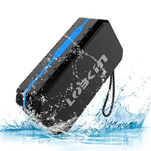 lobkin Altavoz Bluetooth Portátil Resistente Al Agua antigolpes Speaker Wireless Stereo Cajas...