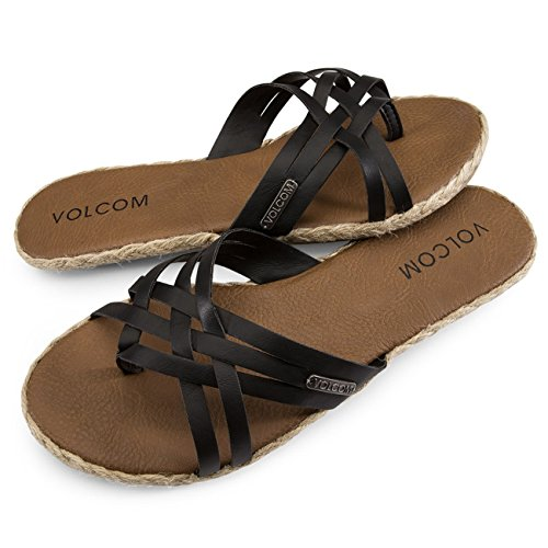 Volcom Check in SNDL, Tongs Femme