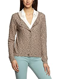 Cream Damen Bluse Turnable Pullover