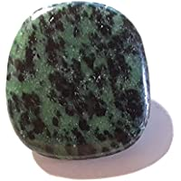 KRIO® - Edelstein Bolotie aus Zoisit an Lederkordel Ø 4mm ca 98 cm lang preisvergleich bei billige-tabletten.eu