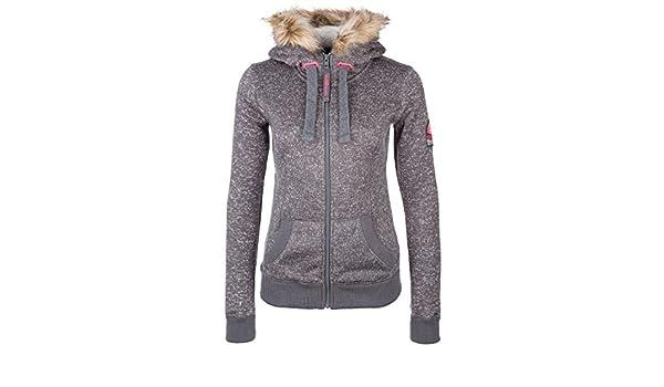 bf2be6a66df04 VESTE A CAPUCHE SUPERDRY STORM FUR ZIPHOOD SNOW  Amazon.fr  Vêtements et  accessoires
