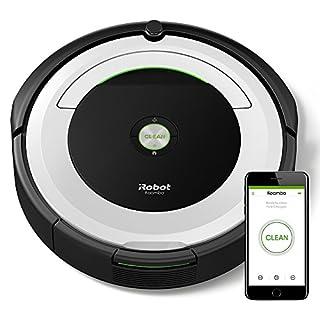 iRobot Roomba 691- Robot aspirador para suelos duros y alfombras, con tecnología Dirt Detect, sistema de limpieza en 3 fases, con conexión wifi, programable por app y compatible con Alexa (B0711BY54H) | Amazon Products