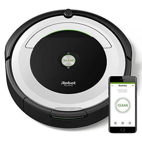 iRobot Roomba 691- Robot aspirador para suelos duros y alfombras, con