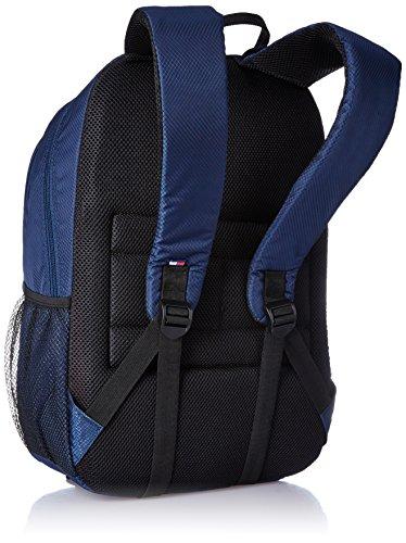 78d0806d67b 30% OFF on Tommy Hilfiger 21.39 Ltrs Navy Laptop Backpack (TH/BIKOL08DUL)  on Amazon | PaisaWapas.com