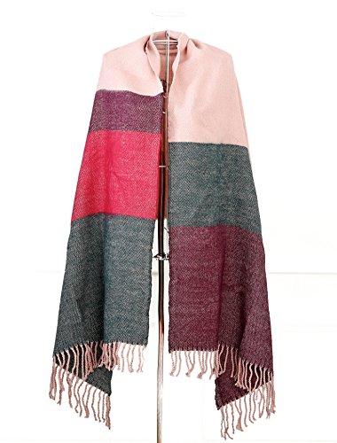 Tonwhar - Ensemble bonnet, écharpe et gants - Femme 02