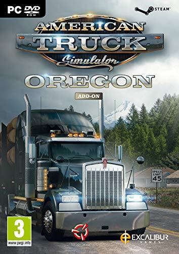 American Truck Simulator Oregon Add On (PC)