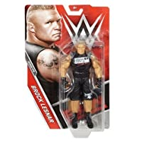 WWE BASE SERIE 75 wrestling action figure - BROCK LESNAR INDOSSA SUPLEX Città Maglietta Raw BOX - Serie Basic 75 WWE Wrestling Action Figure - Brock Lesnar indossando Suplex città t-shirt nella Raw