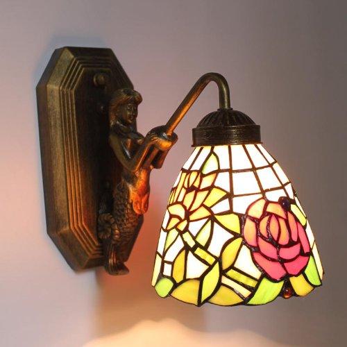 Uncle Sam LI - rose chambre lampe de chevet paroi chaude lampe miroir de jardin devant aisle lampe de coin escaliers