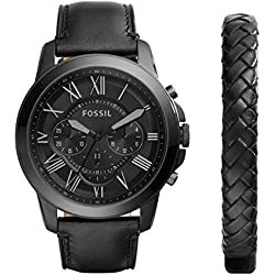 Fossil Men's Watch FS5147SET