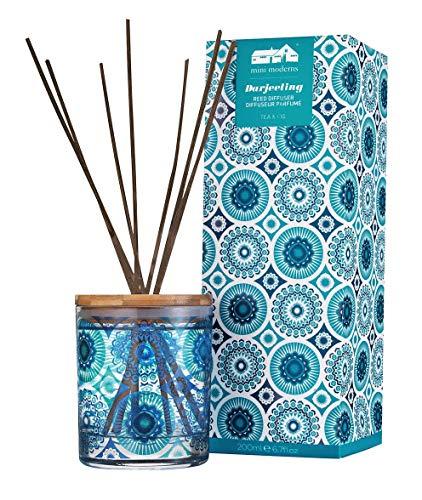 Mini Moderns Darjeeling Reed Diffuser Tea and Fig, 700 g