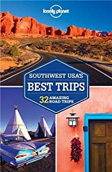 Southwest USA's Best Trips - 2ed - Anglais