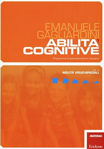 Abilit cognitive. Programma di potenziamento e recupero: 4