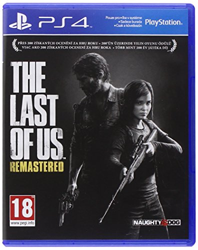 The Last of Us Remastered EU - Us Remastered Of Last Ps4