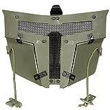 FAST Helm Vollmaske Cool Tactical Mesh Schutzmaske Für Airsoft Paintball