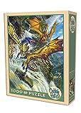 Cobble Hill Wasserfall Drachen Puzzle (1000Stück)