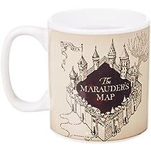 Harry Potter mugbhp02Taza de café, cerámica, Negro, 9x 9x 10cm