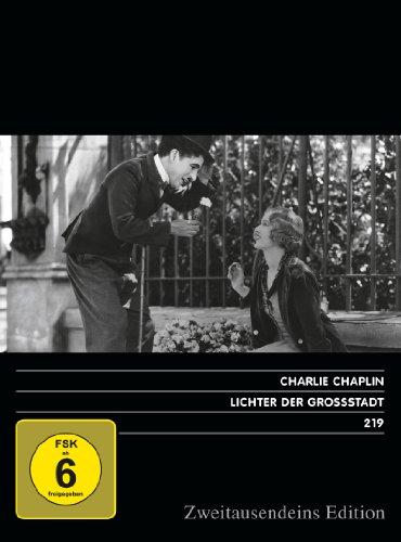 Bild von Lichter der Großstadt. Zweitausendeins Edition Film 219