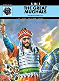 The Great Mughals: 5 in 1 (Amar Chitra Katha)