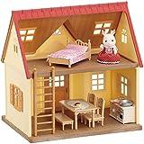 Sylvanian Families 5242 Maison de Poupées Set de Cottage Cozy
