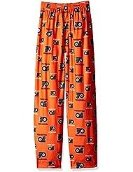 Philadelphia Flyers Jeunesse Youth NHL Logo Pajama Pants