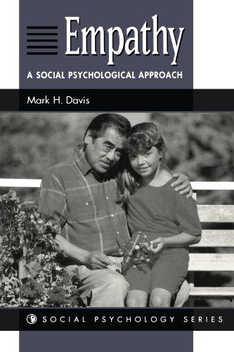 Empathy: A Social Psychological Approach (Social Psychology Series)