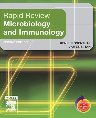 Rapid Review Microbiology and Immunology: With STUDENT CONSULT Online Access, 2e by Ken S. Rosenthal PhD (2006-11-29) par Ken S. Rosenthal PhD;James S. Tan MD